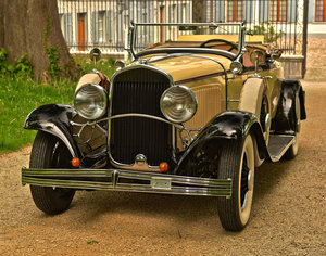 1928 Chrysler 75 Roadster Le Mans