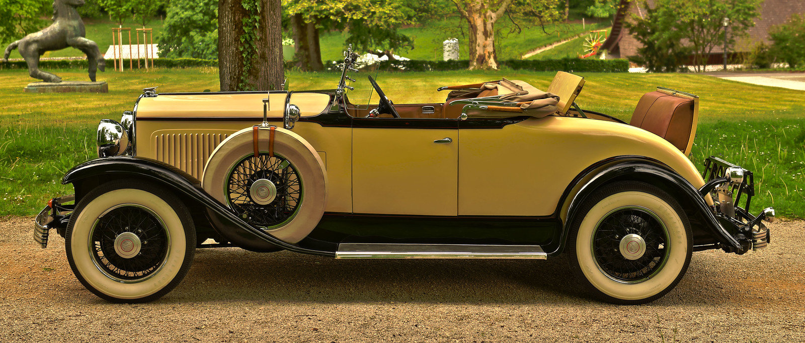 1928 Chrysler 75 Roadster Le Mans For Sale (picture 2 of 6)