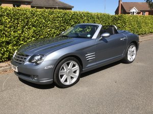 2004 CHRYSLER CROSSFIRE 3.2 V6 LTD ROADSTER 7200 MLS For Sale