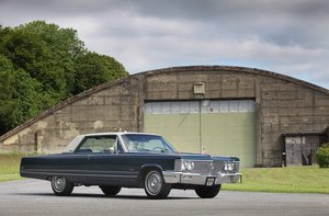 Rare 1968 Chrysler Imperial Coupe~Mobile Director For Sale