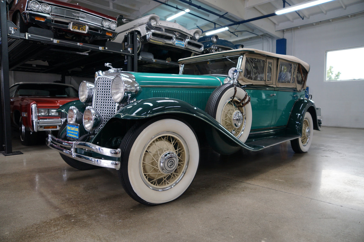 1931 Chrysler CD Dual Cowl Phaeton AACA 1st Place Winner For Sale (picture 2 of 6)