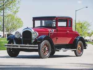 1928 Chrysler 62 Business Coupe For Sale by Auction
