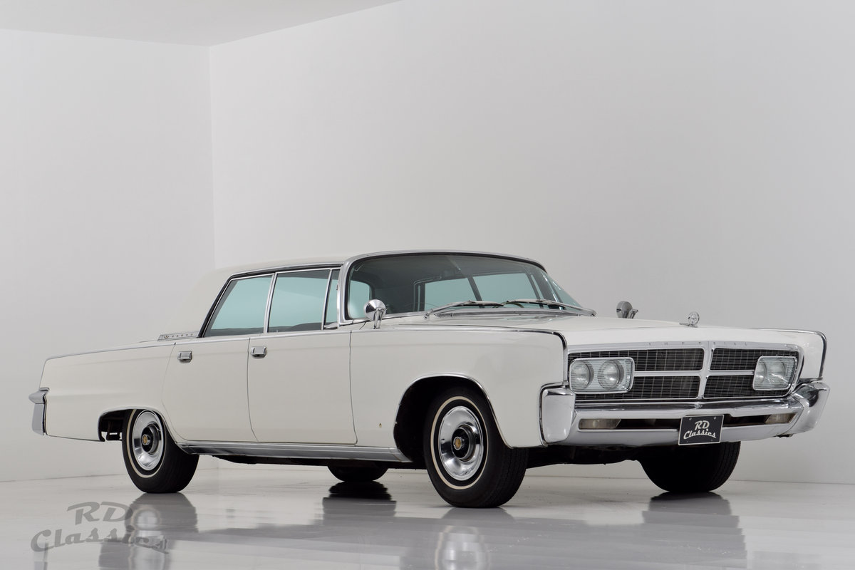 1965 Chrysler Imperial Crown For Sale (picture 1 of 6)