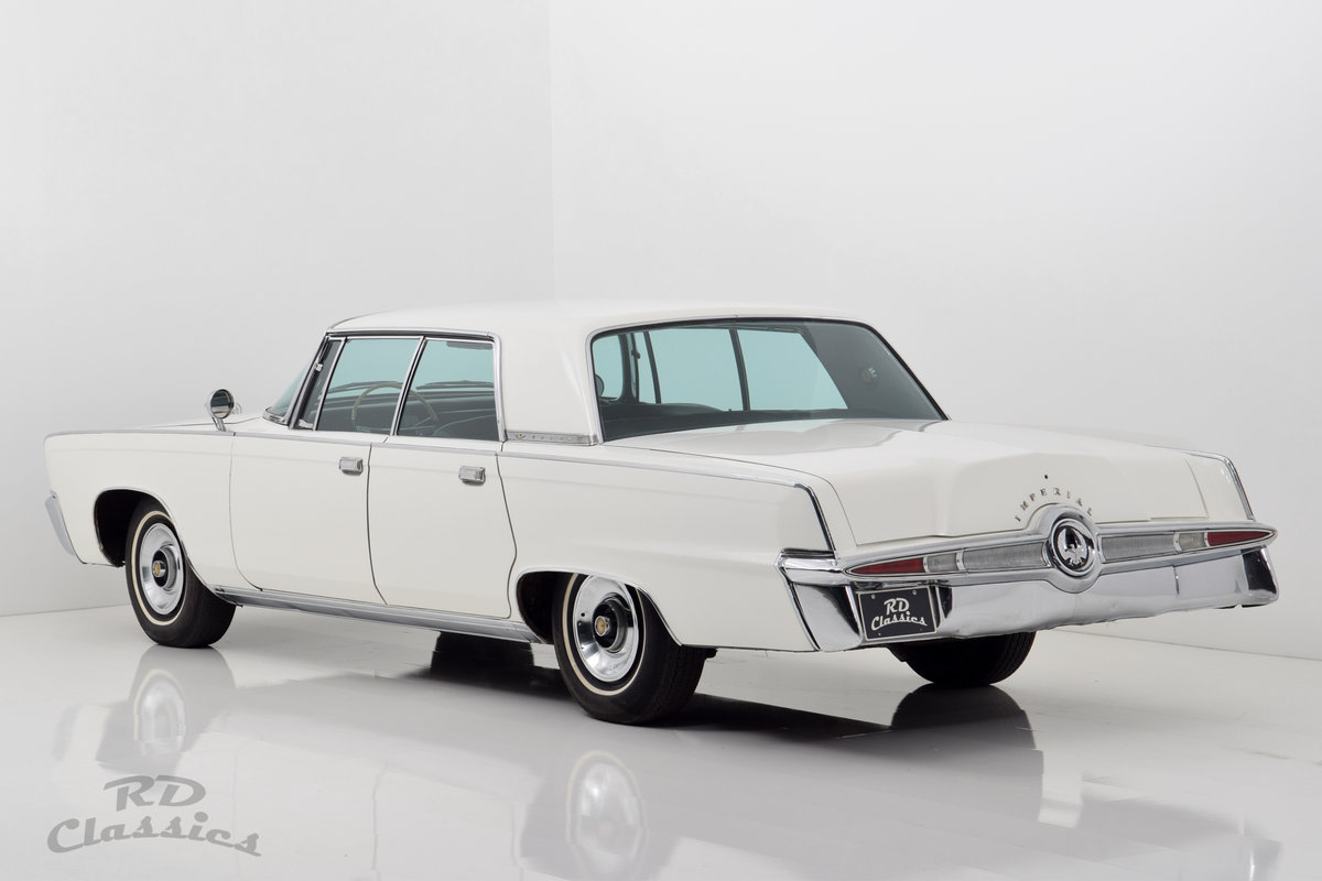 1965 Chrysler Imperial Crown For Sale (picture 3 of 6)