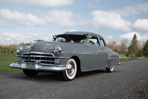 1950 Chrysler Royal 2DR Club Coupe