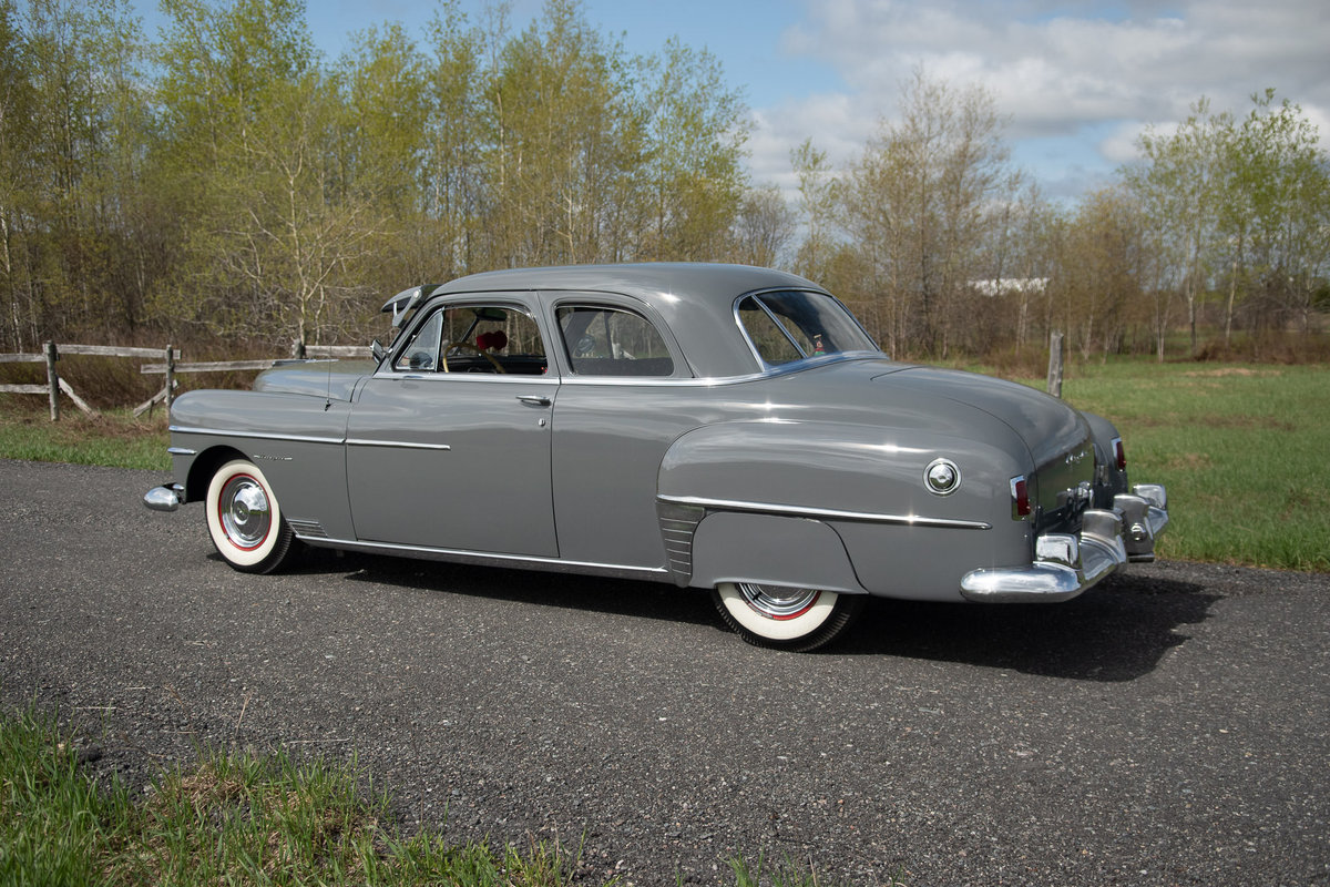 1950 Chrysler Royal 2DR Club Coupe For Sale (picture 3 of 6)