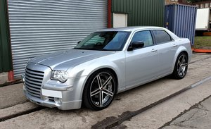 2007 CHRYSLER 300C 3.0V6 DIESEL, HUGE 22