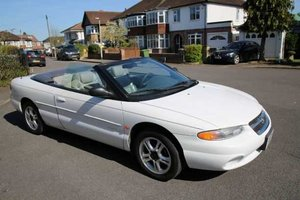 1997 Chrysler Sebring Convertible Classic  For Sale