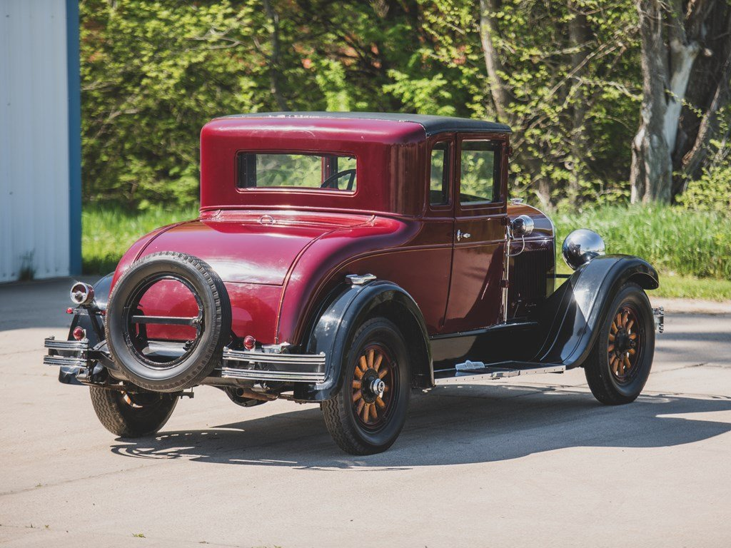 1928 Chrysler 62 Business Coupe For Sale by Auction (picture 2 of 6)