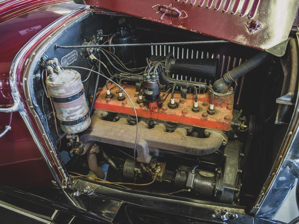 1928 Chrysler 62 Business Coupe For Sale by Auction (picture 3 of 6)
