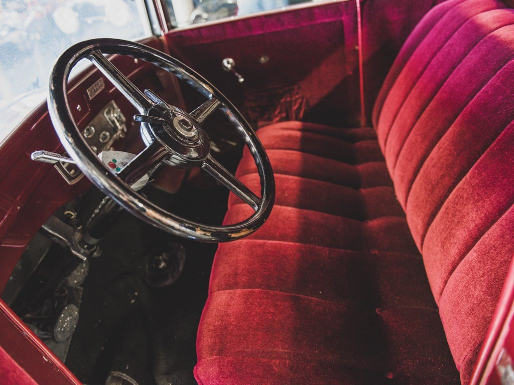 1928 Chrysler 62 Business Coupe For Sale by Auction (picture 4 of 6)