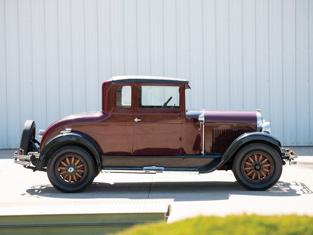 1928 Chrysler 62 Business Coupe For Sale by Auction (picture 5 of 6)