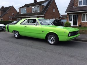 1970 Chrysler Valiant Coupe show car PX  SWAP