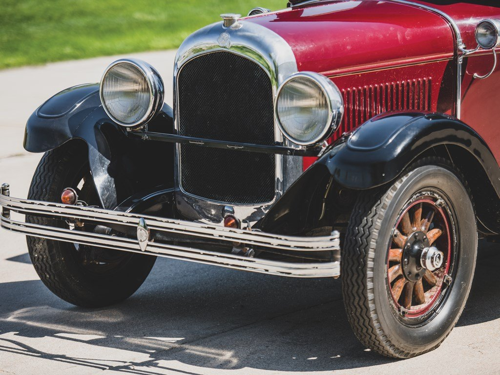 1928 Chrysler Series 62 Business Coupe For Sale by Auction (picture 6 of 6)
