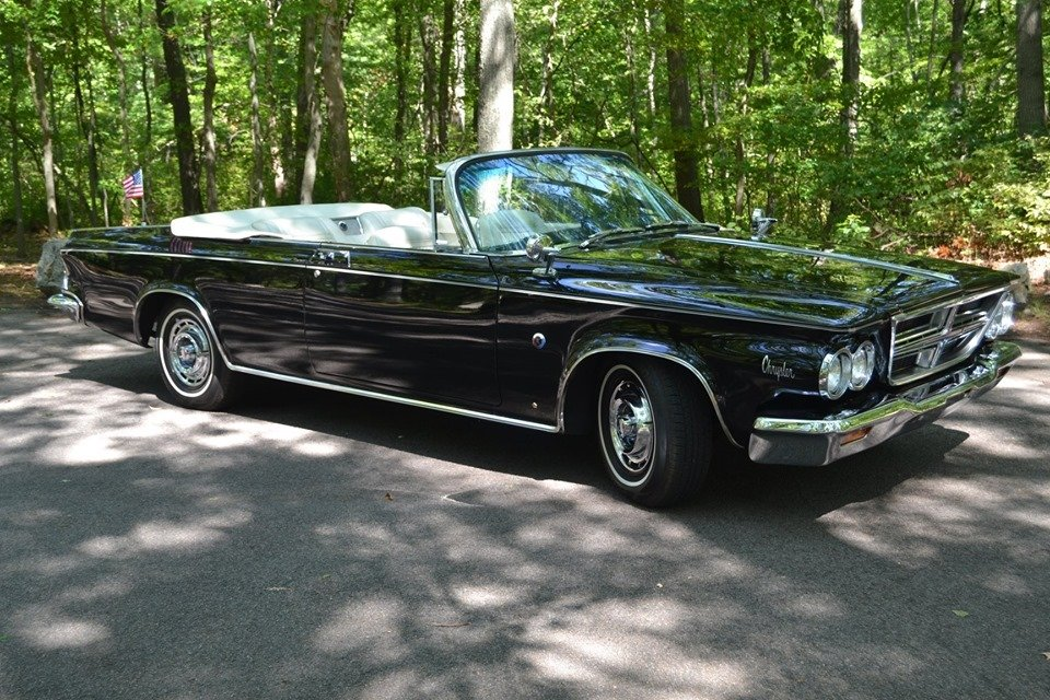 1964 Chrysler 300K Convertible (East Bridgewater, Ma) For Sale (picture 1 of 4)