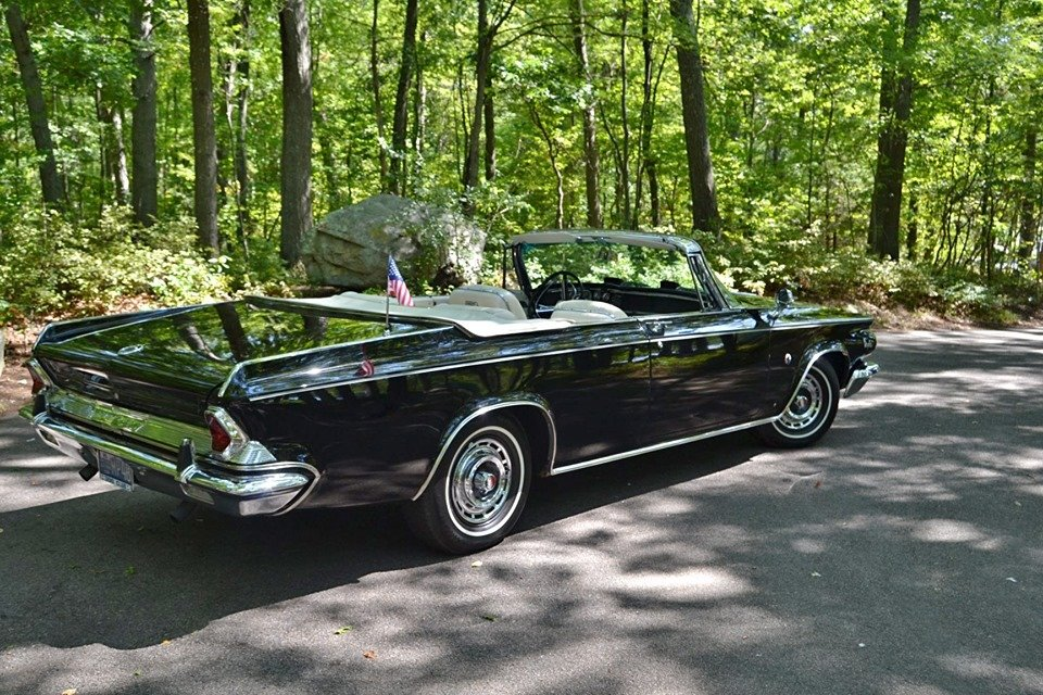 1964 Chrysler 300K Convertible (East Bridgewater, Ma) For Sale (picture 3 of 4)