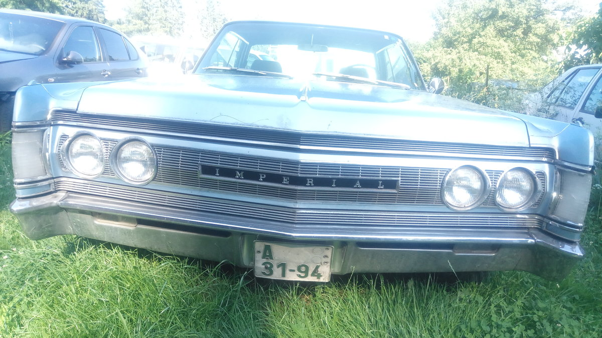 1967 Chrysler Imperial Crown 440 cui For Sale (picture 2 of 6)