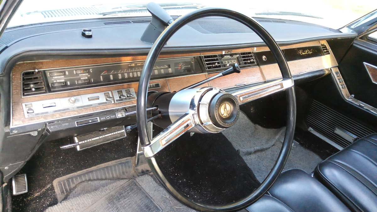 1967 Chrysler Imperial Crown 440 cui For Sale (picture 4 of 6)