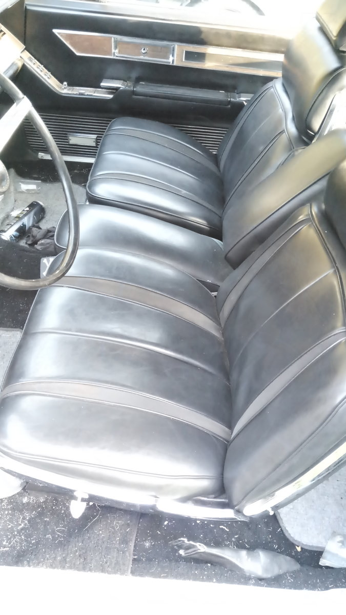 1967 Chrysler Imperial Crown 440 cui For Sale (picture 5 of 6)