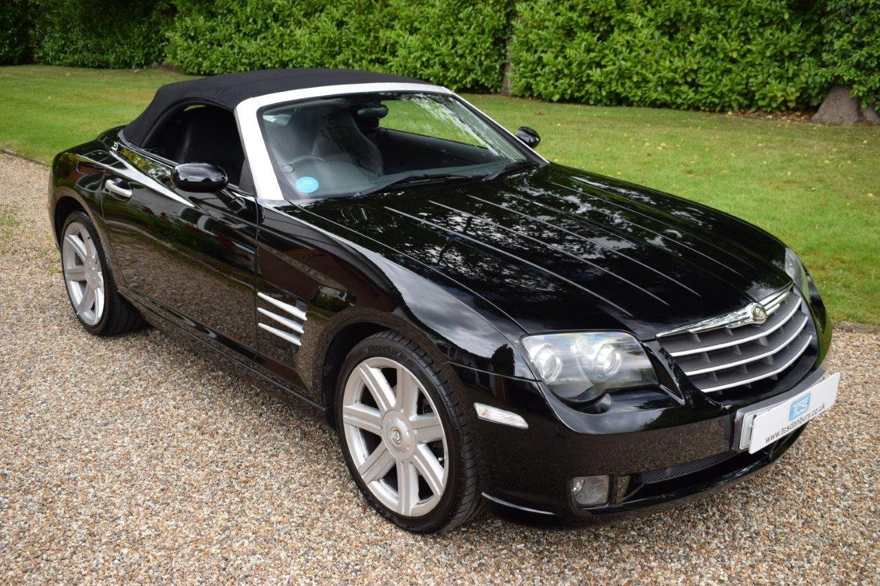 2004 Chrysler Crossfire Roadster 3.2i V6 Automatic SOLD (picture 1 of 6)