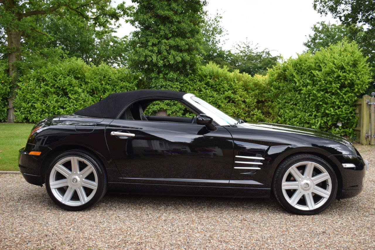 2004 Chrysler Crossfire Roadster 3.2i V6 Automatic SOLD (picture 3 of 6)