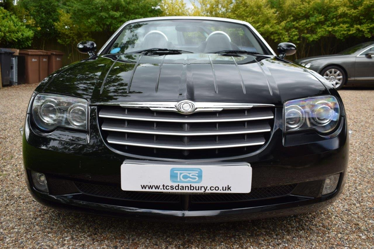 2004 Chrysler Crossfire Roadster 3.2i V6 Automatic SOLD (picture 4 of 6)