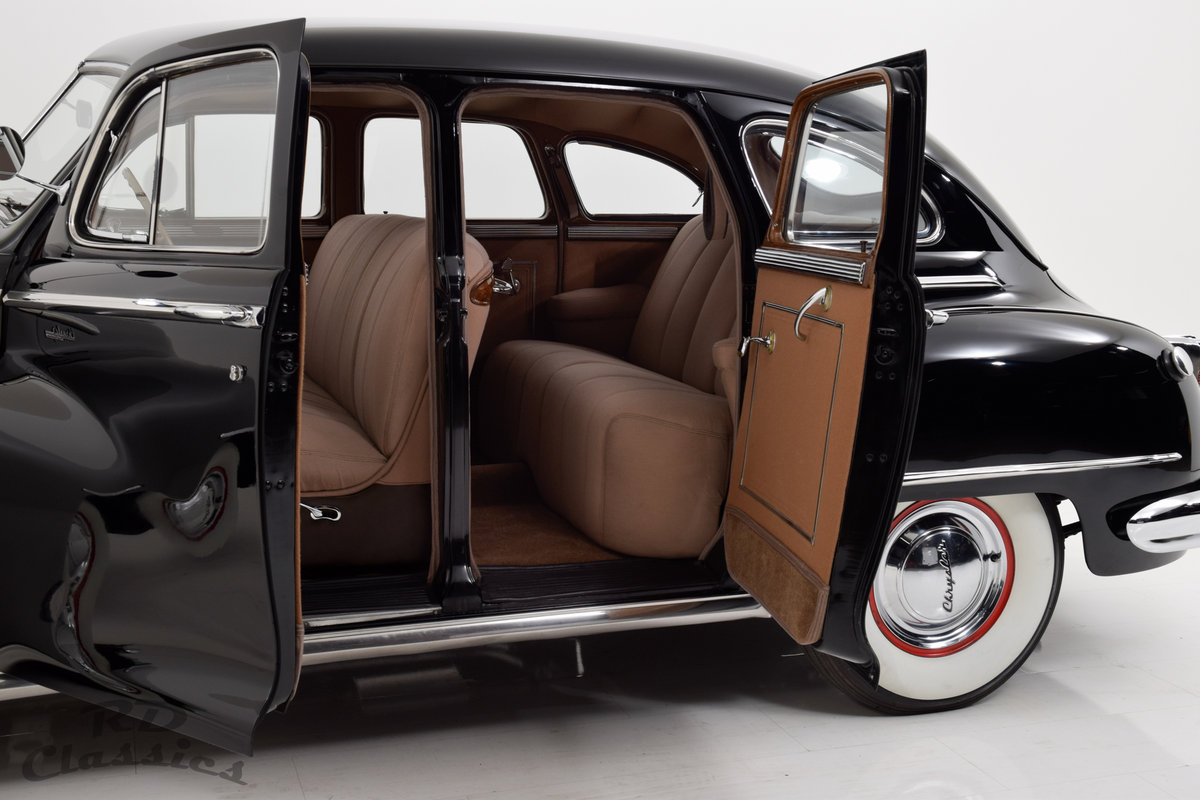 1948 Chrysler New Yorker Straight 8 For Sale (picture 3 of 6)