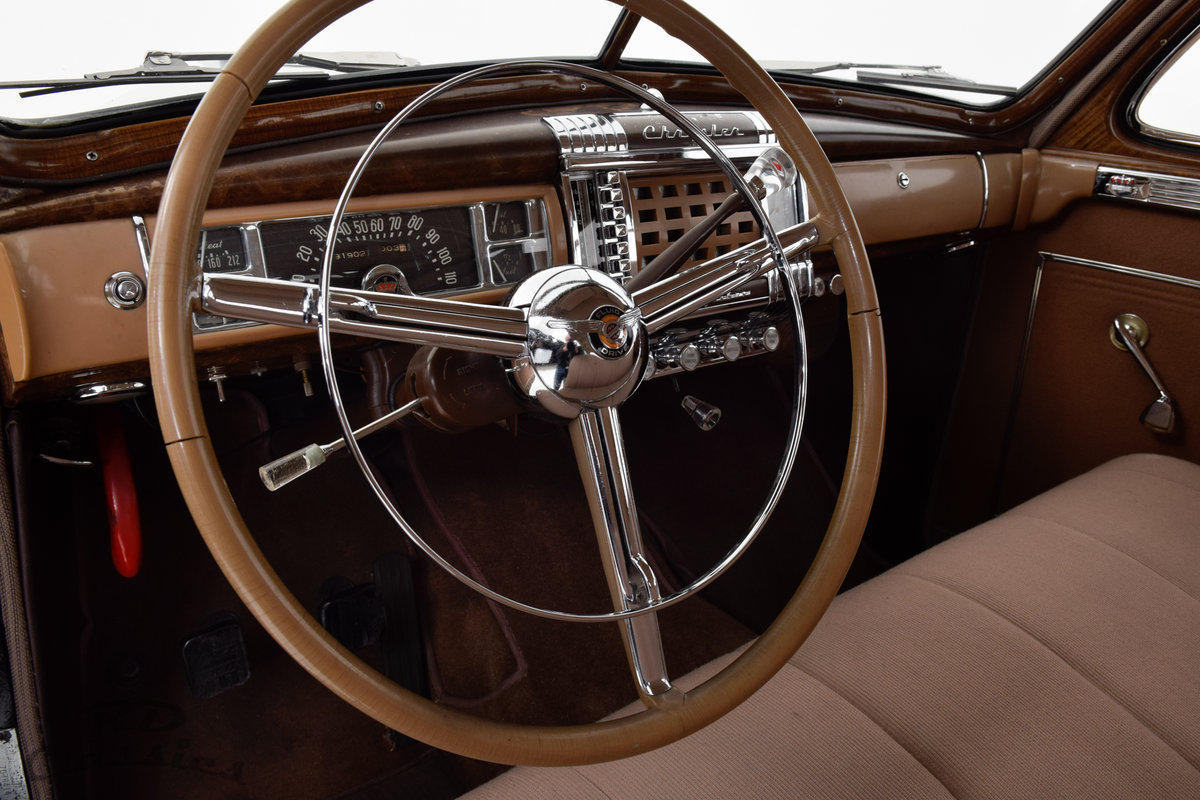 1948 Chrysler New Yorker Straight 8 For Sale (picture 4 of 6)
