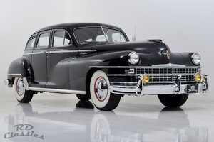 1948 Chrysler New Yorker Straight 8