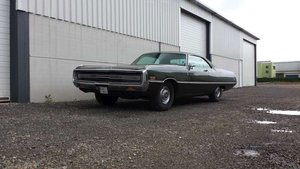 1971 Chrysler 300 original patina For Sale