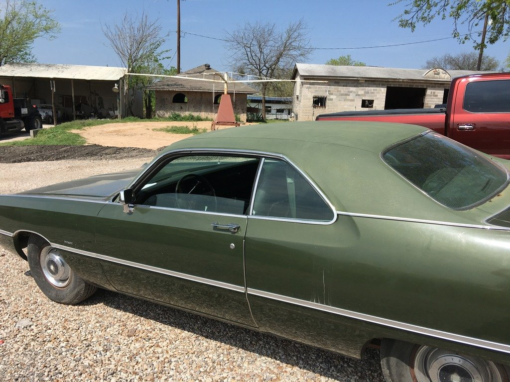 1971 Chrysler 300 original patina For Sale (picture 3 of 3)