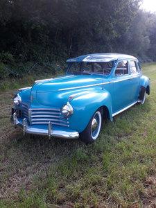 1941 Chrysler Royal