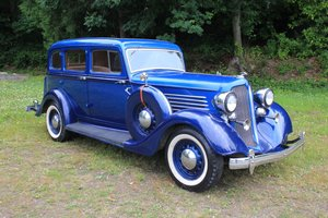 1934 Chrysler 4 Dr Sedan - Lot 671 For Sale by Auction