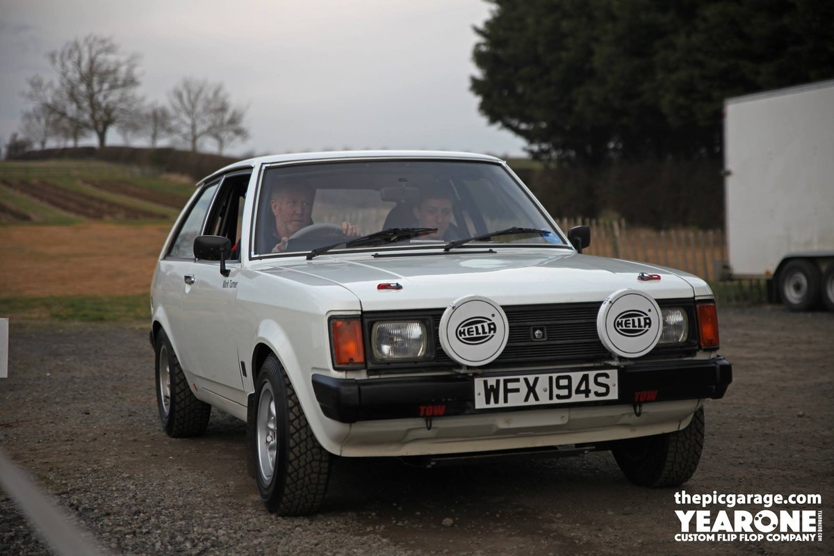 1978 Sunbeam 2.0 Brazilian Historic Rally Car For Sale (picture 1 of 6)