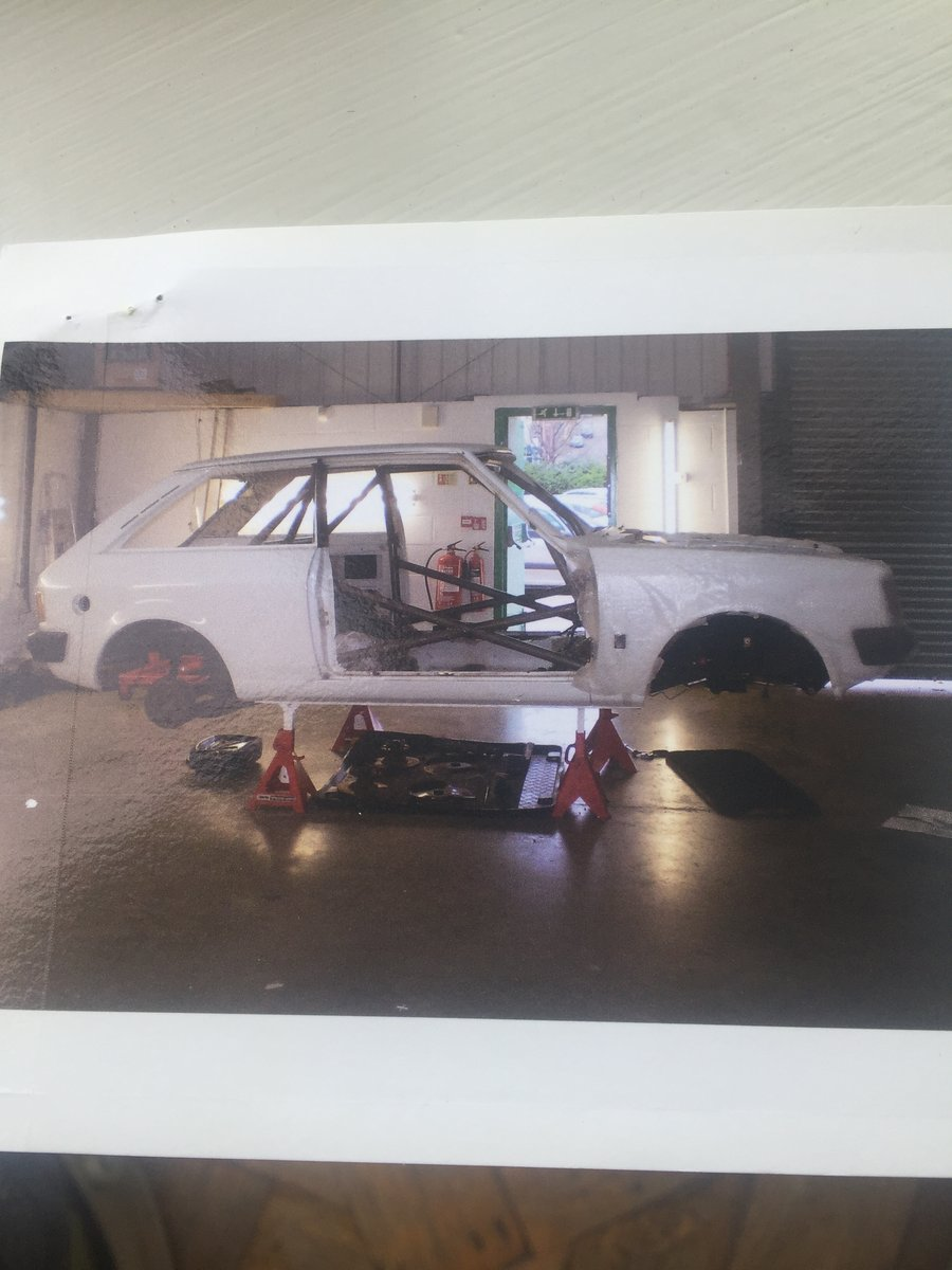1978 Sunbeam 2.0 Brazilian Historic Rally Car For Sale (picture 4 of 6)