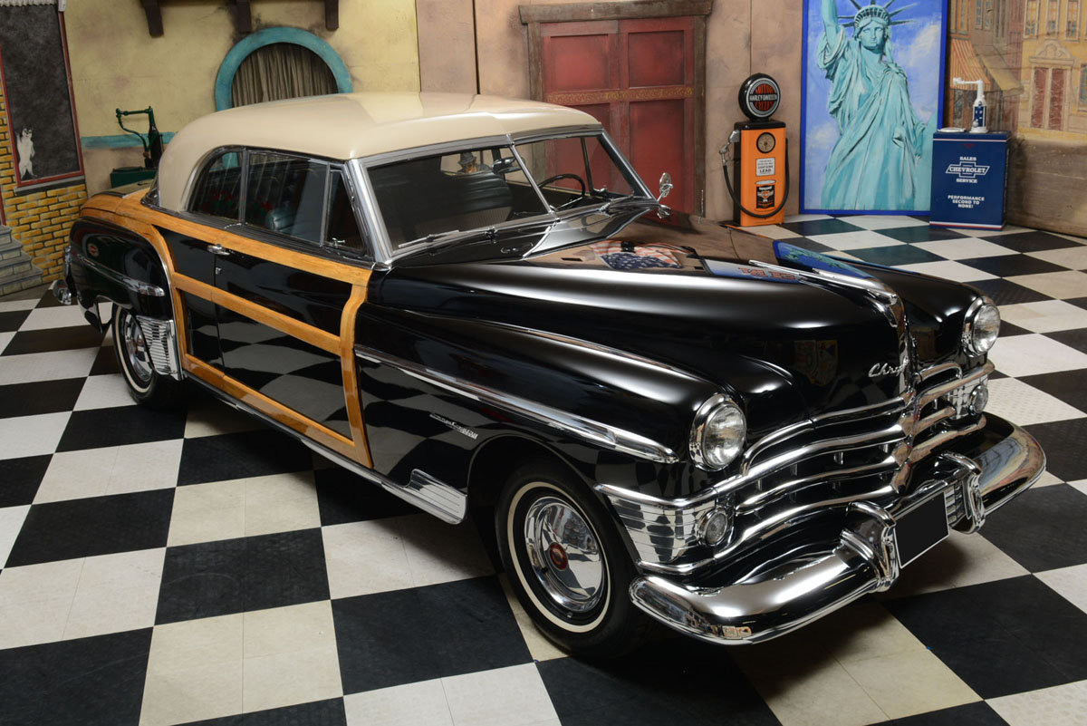 1950 Chrysler Town and Country Coupe For Sale by Auction (picture 1 of 6)