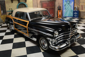 1950 Chrysler Town and Country Coupe For Sale by Auction