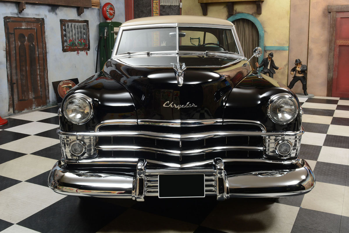 1950 Chrysler Town and Country Coupe For Sale by Auction (picture 2 of 6)
