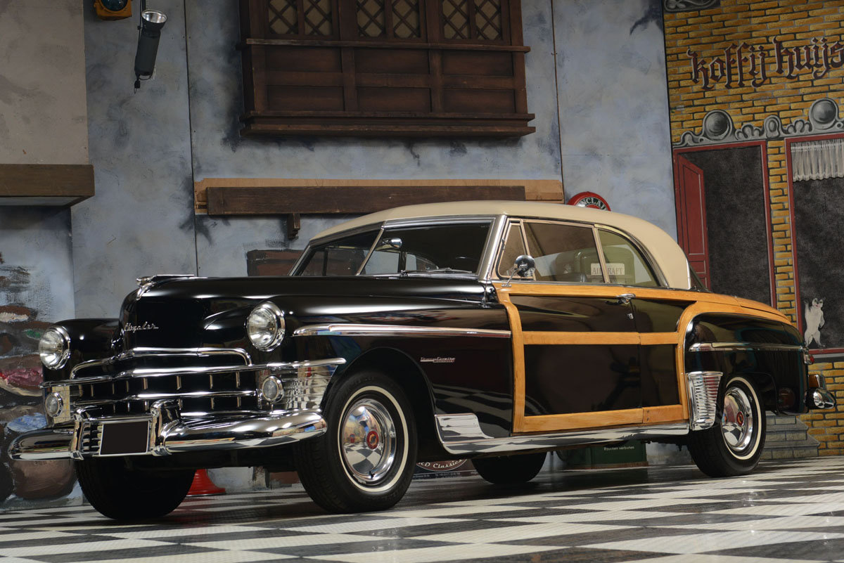 1950 Chrysler Town and Country Coupe For Sale by Auction (picture 3 of 6)