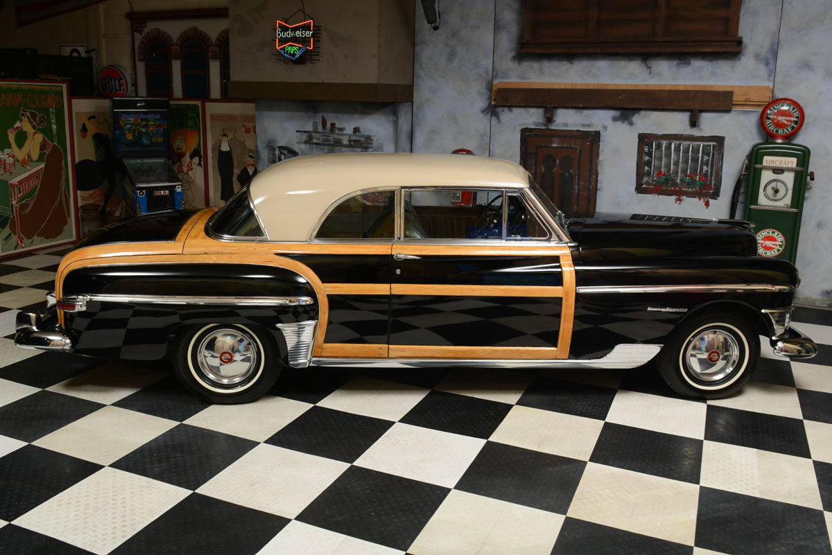 1950 Chrysler Town and Country Coupe For Sale by Auction (picture 5 of 6)