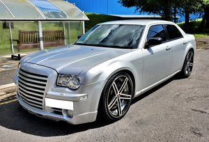 CHRYSLER 300C 3.0V6 DIESEL, HUGE 22 ALLOYS CUSTOM FRONT END SOLD