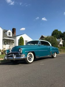 1954 chrysler New Yorker 2DR HT