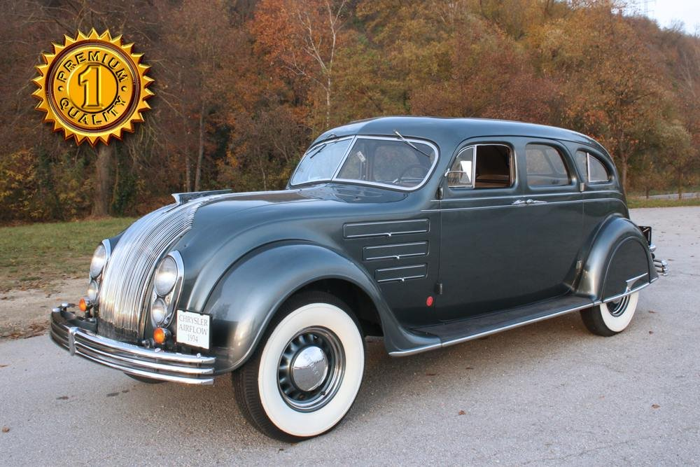 1934 Chrysler Airflow Imperial CV For Sale (picture 1 of 6)