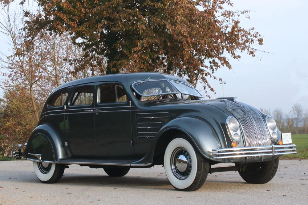 1934 Chrysler Airflow Imperial CV For Sale (picture 2 of 6)