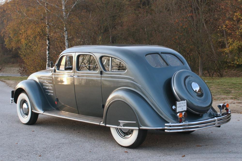 1934 Chrysler Airflow Imperial CV For Sale (picture 3 of 6)