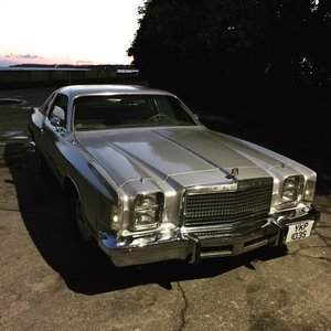 1977 Chrysler Cordoba Tax exempt For Sale