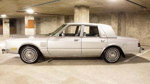 1985 Chrysler Fifth Ave Sedan low 11k miles 318- Auto $14.9k For Sale