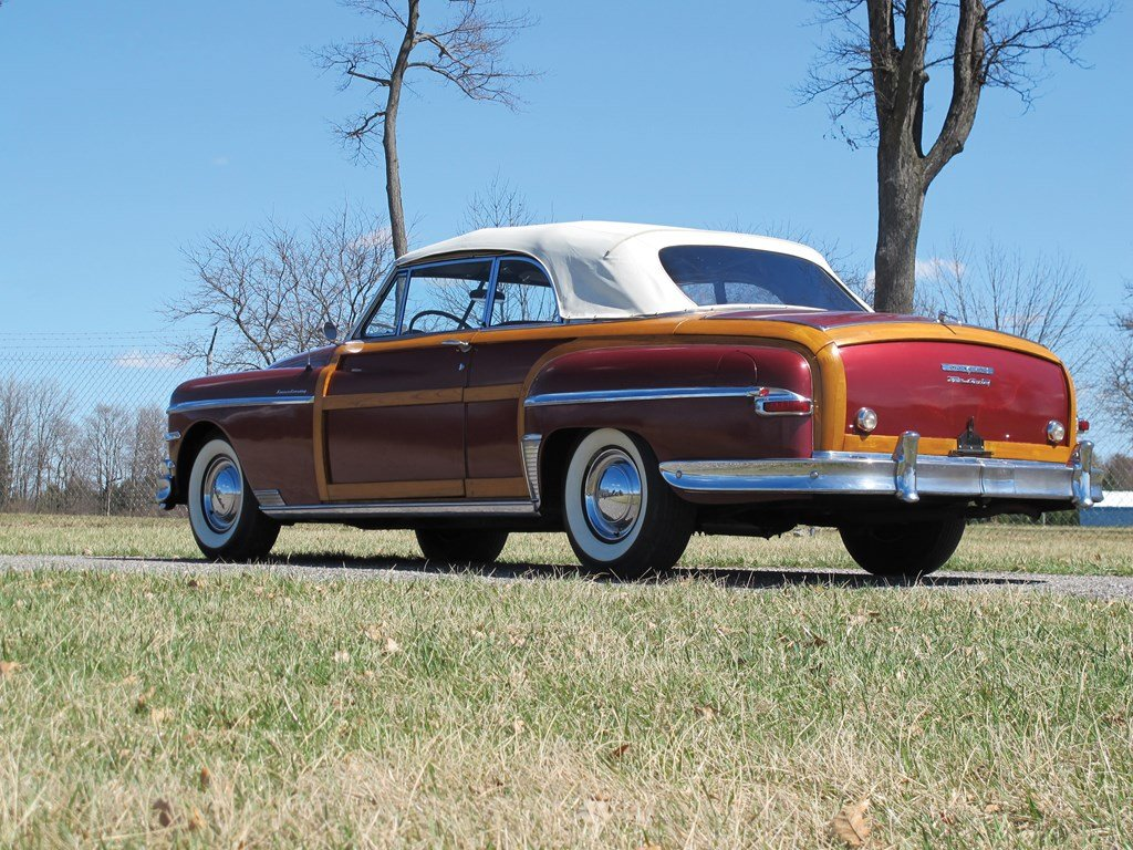 1949 Chrysler Town and Country Convertible  For Sale by Auction (picture 2 of 6)