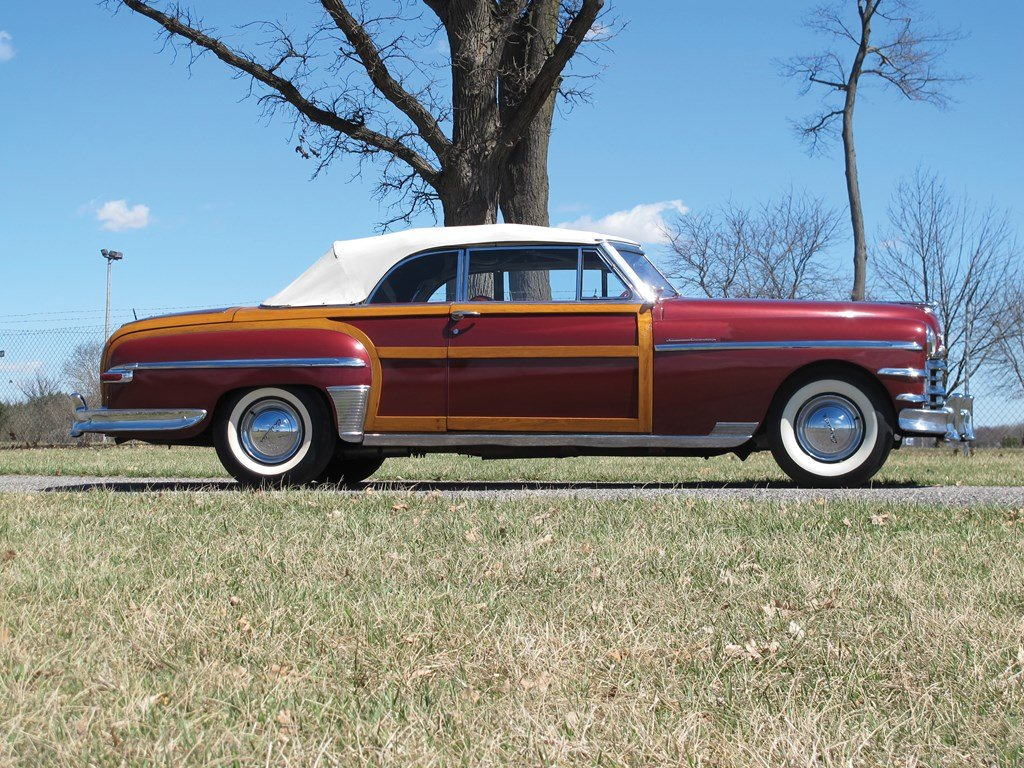 1949 Chrysler Town and Country Convertible  For Sale by Auction (picture 5 of 6)