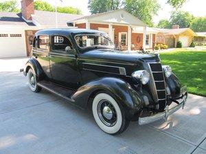 1935 Chrysler C6 Four-Door Sedan  For Sale by Auction